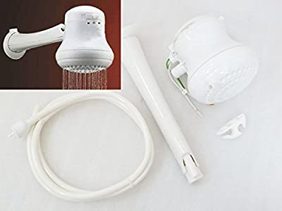 Electric Instant Hot Water Shower Head Heater 110V 120V Tankless Pool Cabin by Tmsuschina