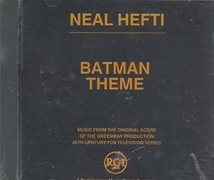Neal Hefti Batman Theme Amp Other Bat Songs Amazon Com Music