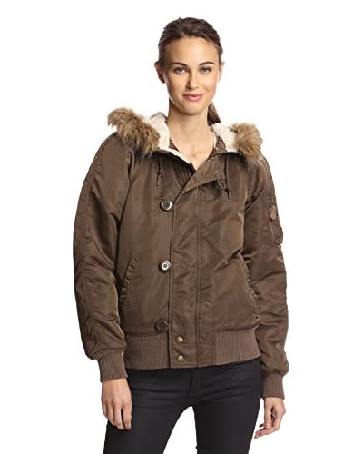 Alpha Industries Women's Sarah Bomber Parka