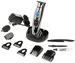 conair 12 piece rechargeable beard and mustache professional mult. Black Bedroom Furniture Sets. Home Design Ideas