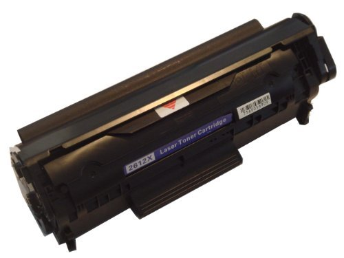 Toner Clinic ® TC-Q2612X Compatible Laser Toner Cartridge for HP Q2612X 12X High Capacity Compatible with HP LaserJet HP LaserJet 1010, 1012, 1018, 1020, 1022, 1022n, 1022nw, 3015, 3020, 3030, 3050, 3