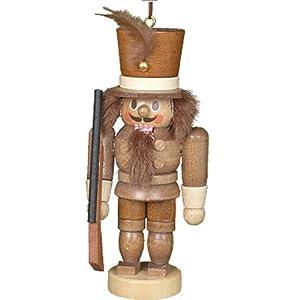 Alexander Taron Soldier Nutcracker Wood Ornament