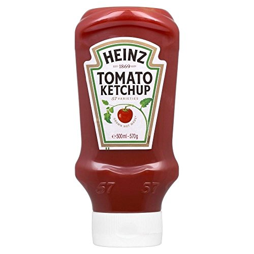 Heinz Tomato Ketchup (570G) front-1041250