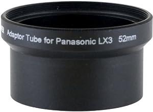 Bower A4552PA3 Lens Adapter for Panasonic Lumix DMC-LX3