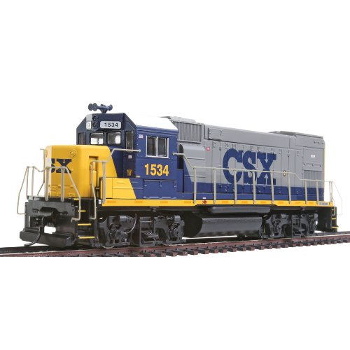 Walthers PROTO 1000 HO Scale Diesel EMD GP15-1 Powered - CSX Transportation #1534