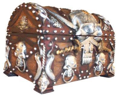 treasure chest jewelry box plans