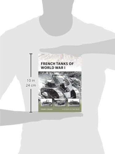 French Tanks of World War I (New Vanguard)
