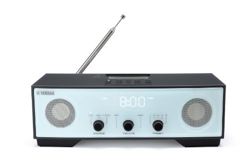 Yamaha Desktop Audio System - Light Blue