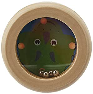 Wild Republic Wild Republic Wood Ball Game Round Dino, Multi Color