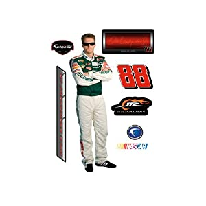 NASCAR Dale Earnhardt Jr Amp Driver Wall Graphic by Fathead