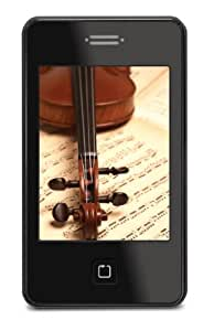 "Sylvania 4 GB Video/MP3/MP4 Player with 2.8"" Touch Screen and Expandable Memory Slot"