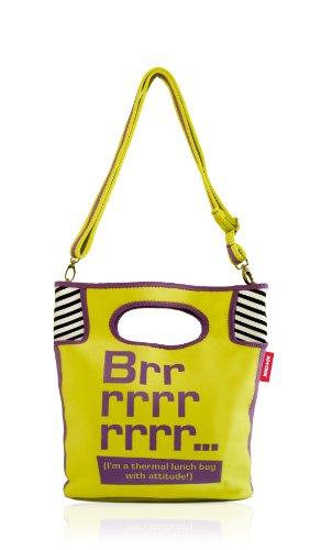 Art and Cook Large Thermal Lunch Bag, Brrrrrrrrrrrrrrrrr - 1