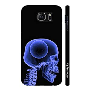 Enthopia Designer Hardshell Case It Plays on My Mind Back Cover for Samsung Galaxy Note 6