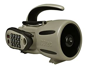 ICOtec Call of the Wild GC300 Electronic Game Call, Grey