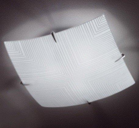 23793.990hon Große Deckenlampe 45 x 45 cm