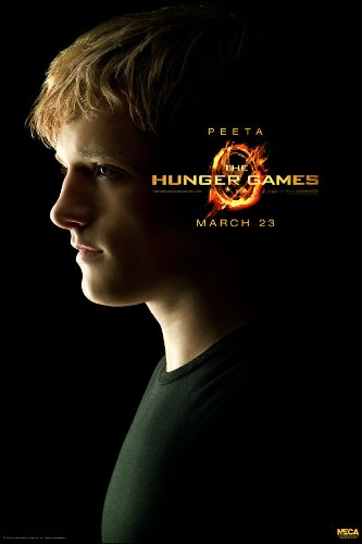 The Hunger Games Limited Edition Character Posters - Peeta 27