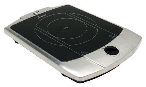 Cadco Phr-1C Glass Ceramic 120-Volt Hot Plate