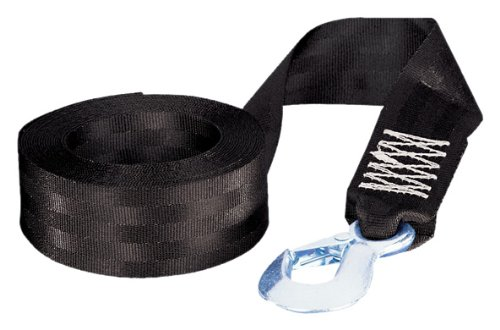"Best Prices! Fulton (WS20 0700) 2"" x 20' Winch Strap with Hook"