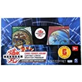 Bakugan Card Powerhouse Booster Packs (5 Powerhouse Packs)