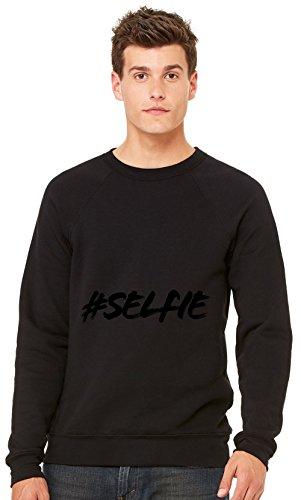 hashtag-selfie-unisex-crewneck-sweatshirt-xx-large