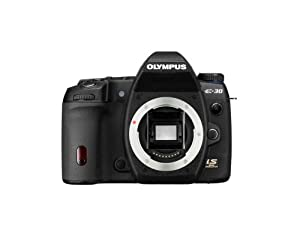 Olympus E30 12.3MP Digital SLR with Image Stabilization (Body Only)