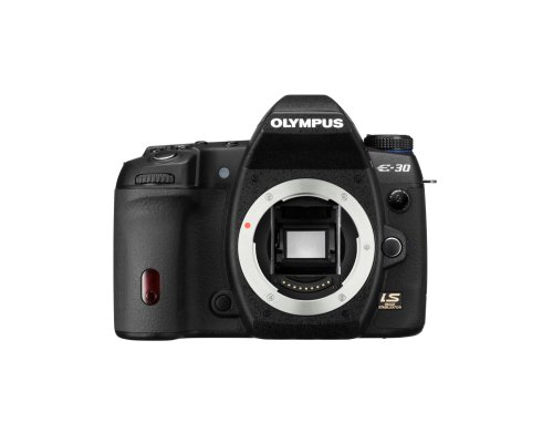 Olympus E-30 (Body Only) is one of the Best Digital SLR Cameras Overall Under $1200