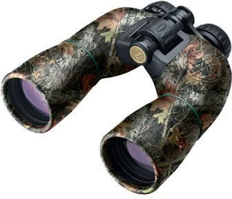 Leupold Rogue Porro Prism Binoculars, 10X50Mm, Mossy Oak Break-Up