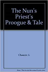 essays on the nuns priests tale