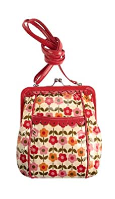 Vera Bradley Sugar and Spice Crossbody Hipster in Folkloric
