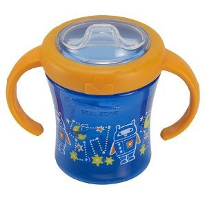 Nuk Gerber Graduates Sippy Cup W/ Trainer - 7 Oz - Colors May Vary