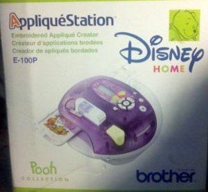 Disney Home Appliquestation Emboridered Applique Creator - The Pooh Collection
