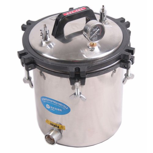Eteyo New Hot Sale 18L Medical Tattoo Autoclave Sterilizer Pressure Sterilization Overbalance