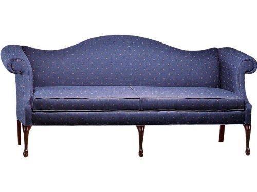 AC Furniture 14200 Sofa with Queen Anne Legs - Grade 1, 14200-grade1, 14200 grade1, 14200grade1