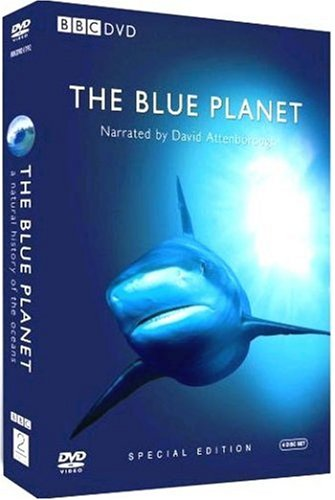 Blue Planet : Complete BBC Series (Special Edition 4 Disc Box Set) [DVD]