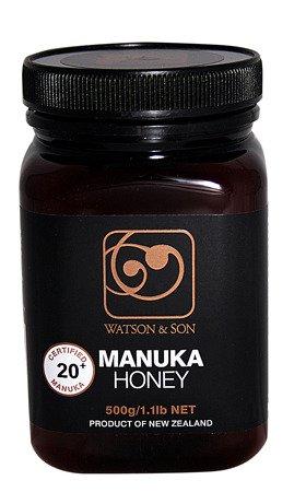 Watson & Son 20+ Level Manuka Honey 500g