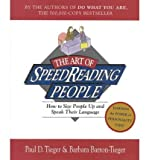 img - for The Art of Speedreading People: How to Size People up and Speak Their Language (Paperback) - Common book / textbook / text book