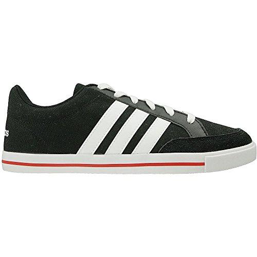 Adidas - D Summer - F99213 - Colore: Bianco-Nero-Rosso - Taglia: 48.6
