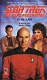 Q-in-Law: Star Trek, the Next Generation, No 18 (Star Trek: The Next Generation)