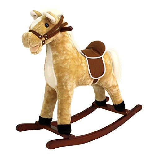 Rockin' Rider Biscuit Rocking Horse - 1