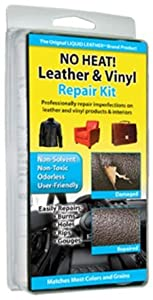 No Heat! Liquid Leather & Vinyl Repair K by Repair Products Unlimited