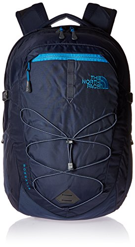 North Face Borealis - Mochila unisex, color azul marino, talla única