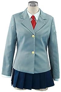 Mtxc Women's When They Cry Cosplay Costume Sonozaki Shiion 1st Kid Size Small Blue