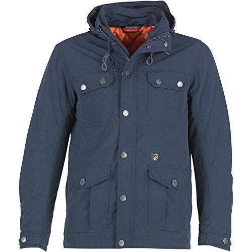 Navy Duck and Cover Herren Baldwin Jacke Navy kaufen