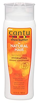 Cantu Conditioner Natural Hair Hydrating 13.5oz(Sulfate-Free)
