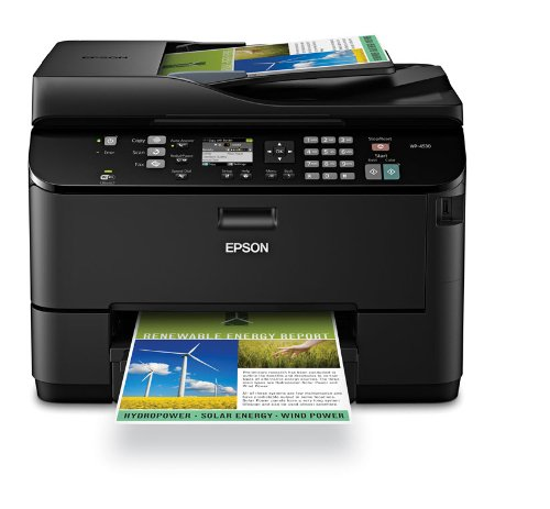 Epson WorkForce Pro WP-4530 color Inkjet wireless