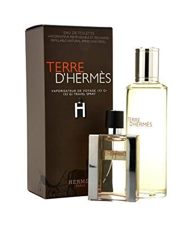 HERMES Men's HERME26023 Terre D'hermes 2 Pcs Set For Men, Multi
