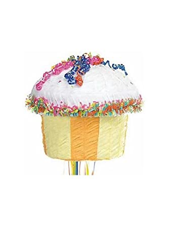 Click to buy cupcake pinata from Amazon!