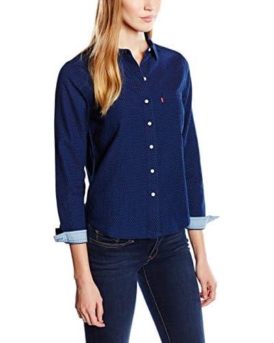 Levi's Camisa Mujer Ls Faye Shirt