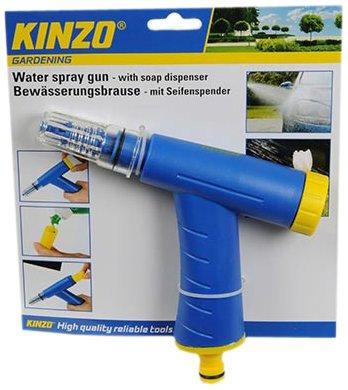 kinzo-pistola-a-spruzzo-multiuso-con-acqua-dispenser-per-sapone