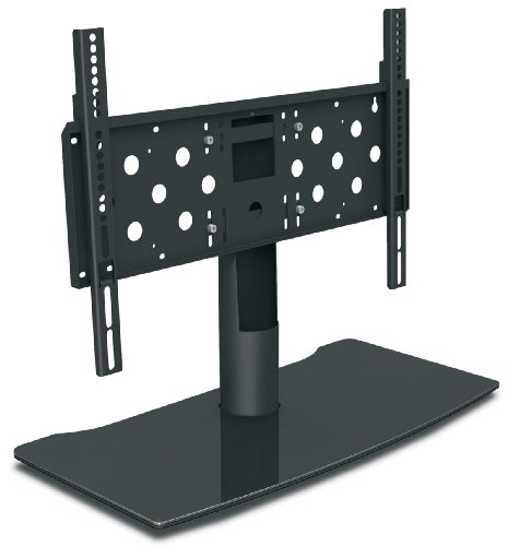 Large Universal LCD/Plasma Desk Top Stand